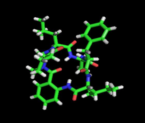創薬化学イメージ図